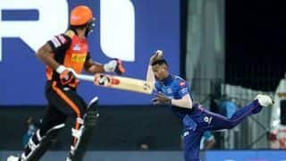 IPL 2021: Hardik Pandya Reacts on The David Warner Runout During MI vs SRH - I Just Wanted to Take Aim And Hit