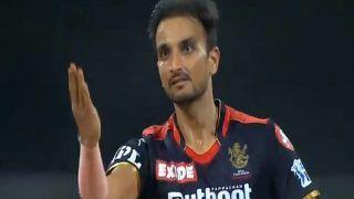 IPL 2021, RCB vs RR: Riyan Prag पर भड़के Harshal Patel, आउट करने पर दिया ऐसा रिएक्शन, वीडियो वायरल