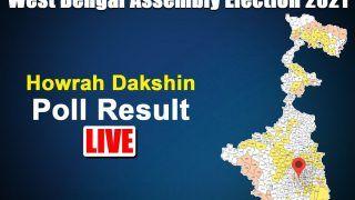 Howrah Dakshin Assembly Election Result 2021: Nandita Chowdhury of TMC Wins
