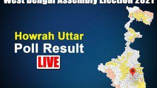Howrah Uttar Assembly Election Result 2021: Trinamool Congress'Gautam Chowdhury Heads For Victory