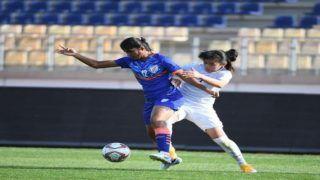 महिला फुटबॉल: दोस्ताना मैच में उज्बेकिस्तान से हारा भारत