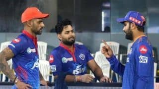 How Many Runs Does Rohit Need to Edge Dhawan in Orange Cap Race?