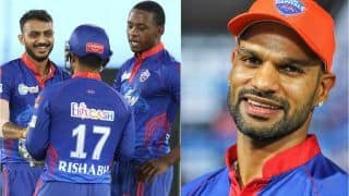 IPL 2021 Points Table: Delhi Move to 2nd Spot After Beating Kolkata; Dhawan Extends Lead in Orange Cap Tally
