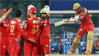 IPL 2021 Points Table: Punjab Climb 5th Position After Beating Mumbai; Rahul Claims 2nd Spot in Orange Cap Tally
