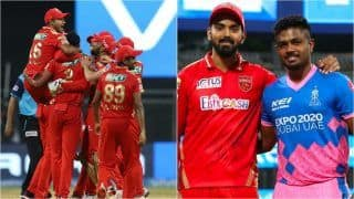 IPL 2021 Points Table: Punjab Climb to 3rd Spot After Beating Rajasthan, Samson Pips Rahul to Take Orange Cap