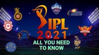 IPL 2021 All You Need to Know: Match Details, Venues, Squads, Telecast Info | Watch Video