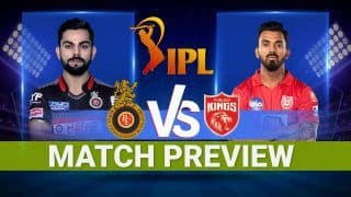 RCB vs PBKS IPL 2021: Punjab Kings vs Royal Challengers Bangalore Today's Probable XIs, Pitch report, weather forecast, head-to-head