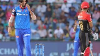 IPL 2021: मुंबई के खिलाफ मैच से पहले दिल्ली को मिली राहत; फिट हुए तेज गेंदबाज इशांत शर्मा