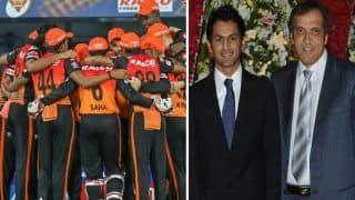 IPL 2021: लगातार दूसरा मैच हारे Sunrisers Hyderabad, Sania Mirza के पिता ने दिखाया आईना