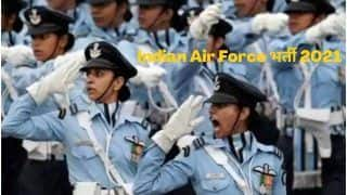 Indian Air Force Recruitment 2021: 10वीं, 12वीं पास के लिए वायुसेना में आवेदन करने की कल है अंतिम डेट, इस Direct Link से जल्द करें अप्लाई