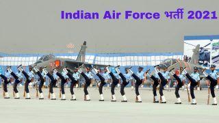 Indian Air Force Recruitment 2021: 10वीं, 12वीं पास के लिए वायुसेना में निकली बंपर वैकेंसी, जल्द करें आवेदन, मिलेगी अच्छी सैलरी