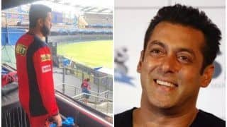 Wasim Jaffer Takes Inspiration From Salman Khan's Old Tweet Ahead of RR vs PBKS IPL 2021 Tie