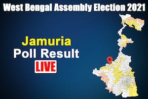 Jamuria Assembly Election Result 2021: TMC Candidate Hareram Singh Wins