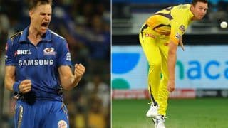 IPL 2021: Chennai Super Kings Sign Jason Behrendorff as Replacement For Josh Hazlewood