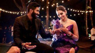 'Belly Laughs, Silly Jokes' - Bumrah-Sanjana Ganesan Celebrate One-Month of Wedding
