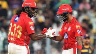 'Not Just Destructive Batting, But Also Experience' - Rahul Hails Gayle