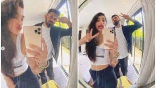 Goofy Mirror Selfies! KL Rahul's Rumoured GF Athiya Wishes PBKS Skipper on B'Day