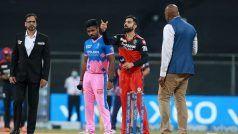 IPL 2021, RCB vs RR: विराट कोहली ने जीता टॉस, मगर कर बैठे ये भूल