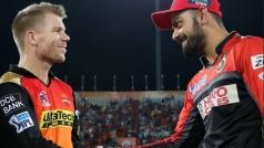 IPL 2021 SRH vs RCB LIVE updates and score in Hindi: शाहबाज अहमद ने एक ओवर में 3 विकेट लिए; मनीष-बेयरस्टो आउट