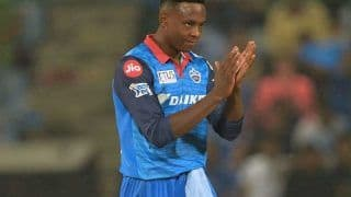 IPL 2021: Kagiso Rabada Available For RR Game
