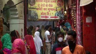 Amid COVID Spike, Delhi's Kalkaji Temple Makes E-passes Mandatory For Devotees During Navratri. Read Details