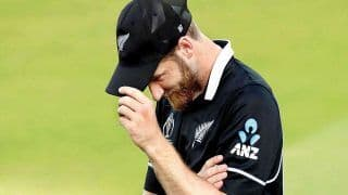 New Zealand Cricket Awards: Kane Williamson चौथी बार Sir Richard Hadlee Medal से सम्मानित