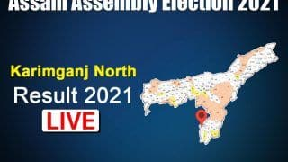 Karimganj North Assembly Constituency Result: Congress' Kamalakhya Dey Purkayastha Wins From the Seat
