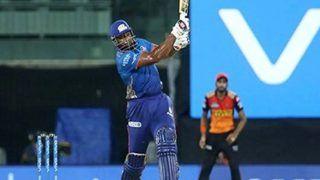MI vs SRH: कीरोन पोलार्ड ने जड़ा IPL 2021 का सबसे लंबा छक्का, ग्लेन मैक्सवेल छूटे पीछे, देखें VIDEO