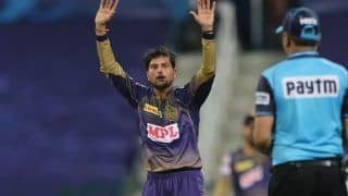 IPL 2021: Harbhajan Singh Backs Kuldeep Yadav to Hit Back Form