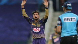 IPL 2021: Kuldeep Yadav Returns From UAE After Sustaining Knee Injury