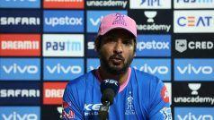 IPL 2021, RCB vs RR: Rajasthan Royal की हार पर कुमार संगकारा का बयान- बड़ी साझेदारियों की जरूरत, टॉप-4 में से किसी को...