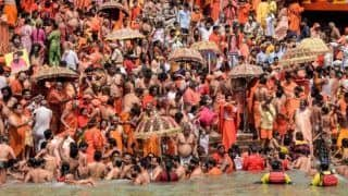 30 Sadhus Test COVID Positive During Kumbh Mela In Haridwar, Admitted to Hospitals