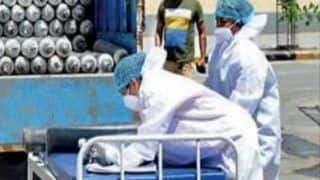Lucknow Hospitals Put Up 'No Oxygen' Notice Amid UP Government's Claims of No Shortage