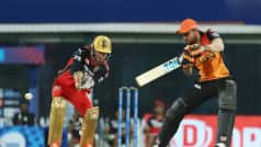 IPL 2021: पूर्व क्रिकेटर की भविष्यवाणी- अब SRH की प्लेइंग इलेवन में नहीं नजर आएंगे मनीष पांडे