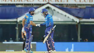 IPL 2021, MI vs SRH: अपने बल्लेबाजों से संतुष्ट नहीं कप्तान Rohit Sharma, कहा- बीच के ओवरों में बेहतर कर सकते हैं
