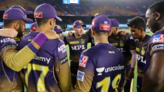 पांचवीं हार के बाद बोले KKR के कप्तान मोर्गन- टीम के बड़े खिलाड़ियों को लेनी होगी जिम्मेदारी