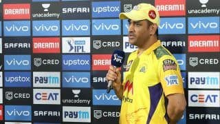 'The Difference Was The Execution' - Dhoni REACTS After CSK's Heartbreaking Loss