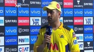MS Dhoni Makes BIG Admission, Says 'The First Six Balls I Played Could Cost Us Another Match' After Chennai Beat Rajasthan in IPL 2021