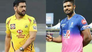 IPL 2021, CSK vs RR, Live Score and Updates: अबतक चेन्नई ने 14 तो राजस्थान ने नौ मैचों में दर्ज की है जीत, आज कौन मारेगा बाजी ?