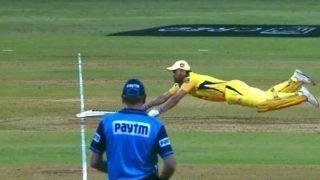 IPL 2021: अपनी दमदार फिटनेस पर बोले MS Dhoni, यही मेरी जीत