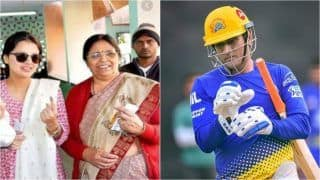 MS Dhoni's Parents Health Update: COVID-19 Situation at CSK Captain's Family is Under Control, Reveals Coach Stephen Fleming