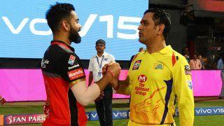 IPL 2021: Virat Kohli Hails MS Dhoni After CSK Beat DC in Qualifier 1, Calls Him 'Greatest Finisher'