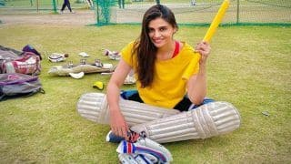 'Yellow on my Mind' - 'Pretty' Malti Chahar Supports Dhoni's CSK in UNIQUE Manner