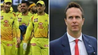 MS Dhoni-Led CSK's Growth a Threat For Teams Like MI, RCB, DC: Michael Vaughan After Chennai Beat Rajasthan in IPL 2021
