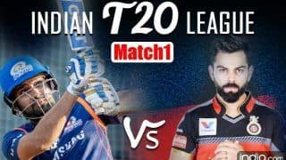 LIVE Mumbai Indians vs Royal Challengers Bangalore Match 1 Live Cricket Score And Updates: Rohit vs Kohli Face-Off