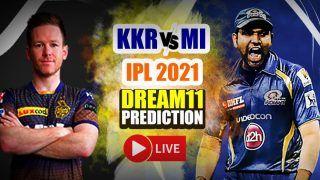 KKR vs MI Dream11 Team Prediction VIVO IPL 2021: Captain, Vice-captain, Fantasy Playing Tips, Probable XIs For Today's Kolkata Knight Riders vs Mumbai Indians T20 Match 5 at MA Chidambaram Stadium, Chennai 7.30 PM IST April 13 Tuesday