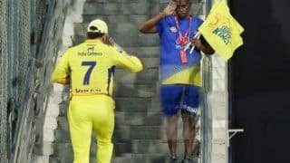 MS Dhoni's Heartwarming Gesture Towards CSK Support Staff After IPL 2021 Game Wins Hearts, Image Goes Viral