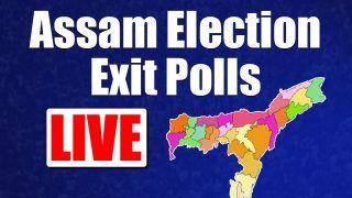 Good News For BJP in Assam, Exit Polls Predict Handsome Majority   Highlights