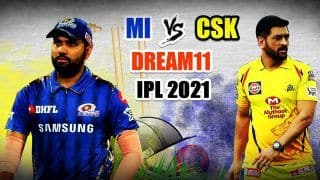 MI vs CSK Dream11 Team Prediction VIVO IPL 2021: Captain, Fantasy Playing Tips - Mumbai Indians vs Chennai Super Kings, Probable XIs For Today's T20 Match 27 at Arun Jaitley Stadium, Delhi 7.30 PM IST May 1 Saturday
