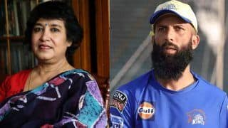 IPL 2021: Controversial Bangladeshi Author Taslima Nasreen Faces Backlash For Her 'ISIS' Comment on CSK's Moeen Ali Following Jersey Row